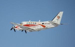 CGIZX | Air Creebec | Beechcraft A100 King Air | Montreal