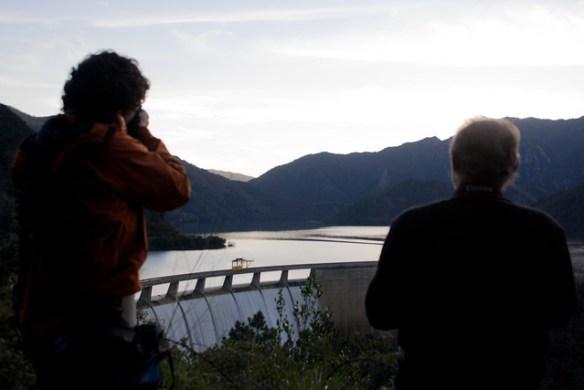 El pare i jo. Foto: Aurora Torrens