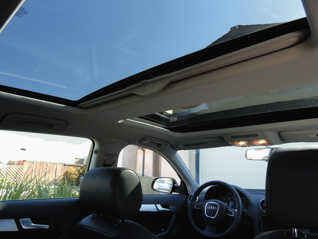 2011 Audi A3 Open Sky Sunroof Wwwaudibloginfo Maria