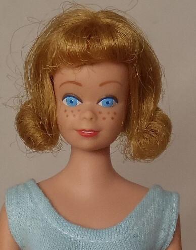 Ruby Lane Vintage Barbie Midge With Teeth Doll