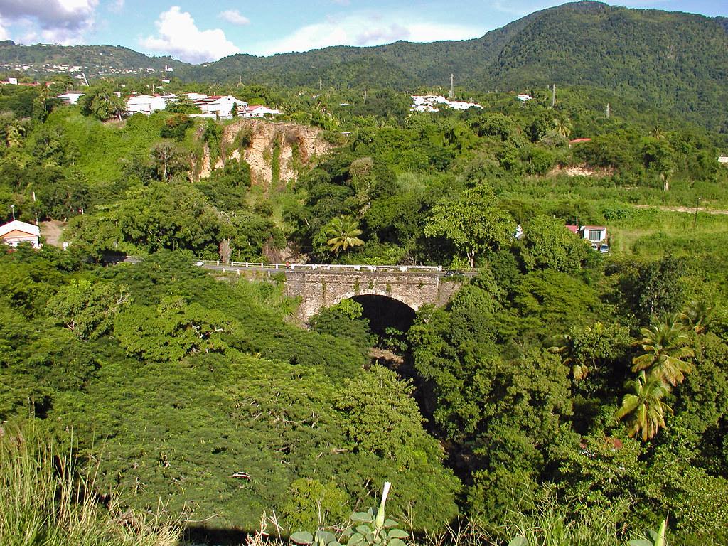 Guadeloupe Map World La