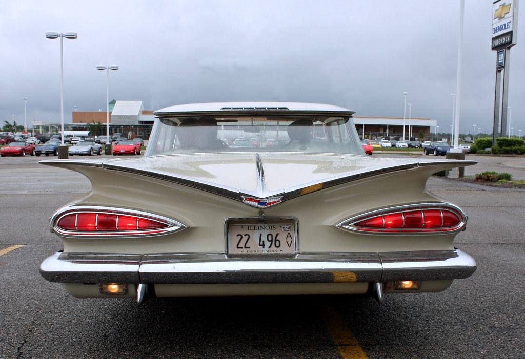 2011 Chevy Impala White