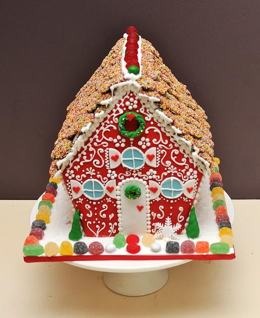 15 Amazing Christmas Cakes A Holiday Scene Guff