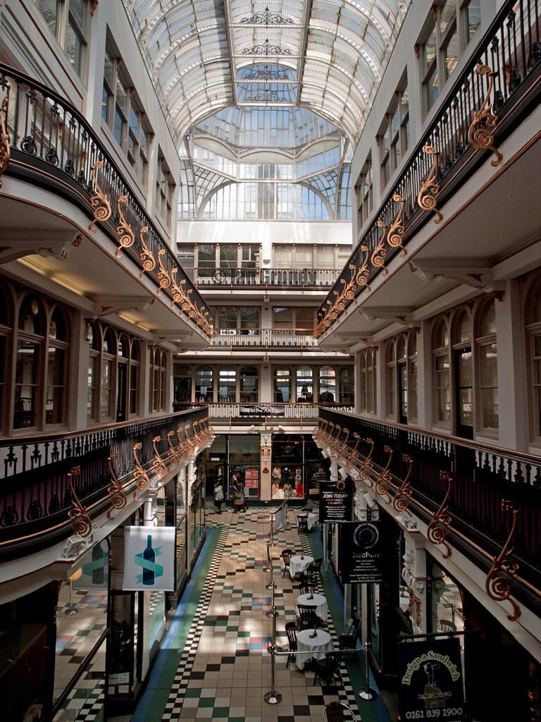 Barton Arcade 2236 Barton Arcade Manchester Redecorated Flickr