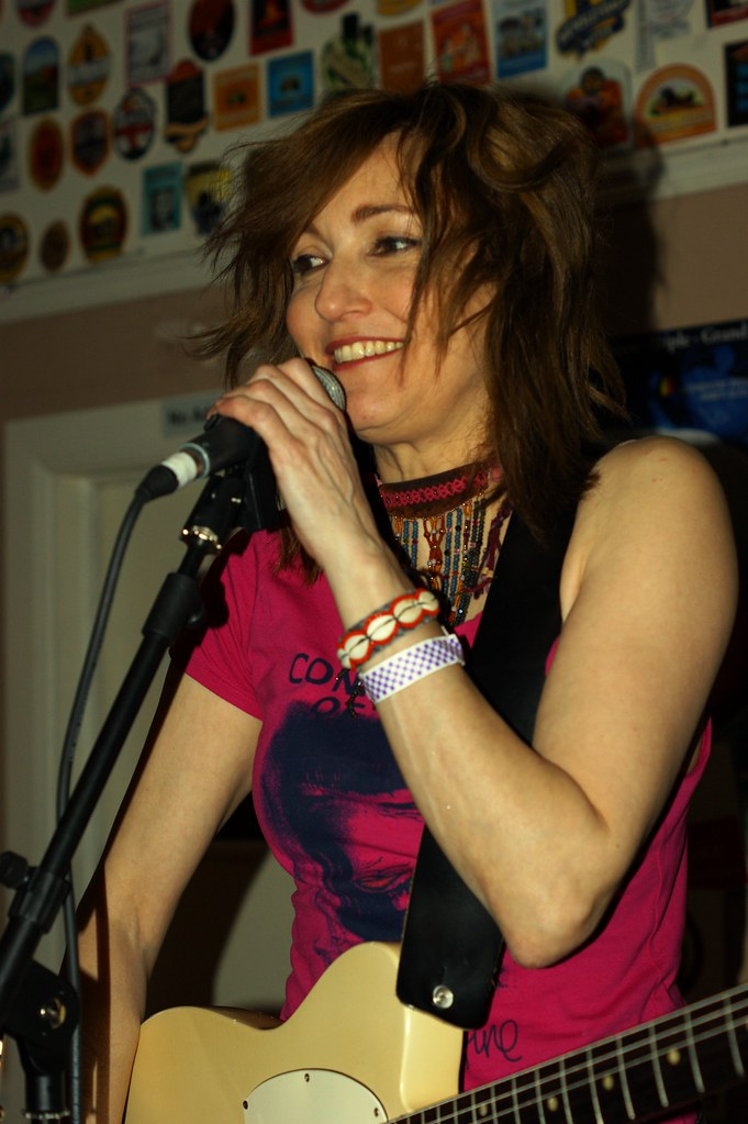 Viv Albertine Viv Albertine At The New Oxford Salford