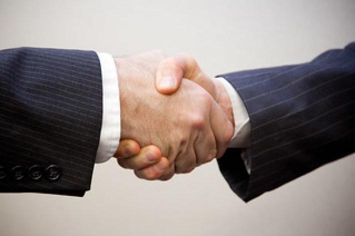 Handshake entrevista de selección