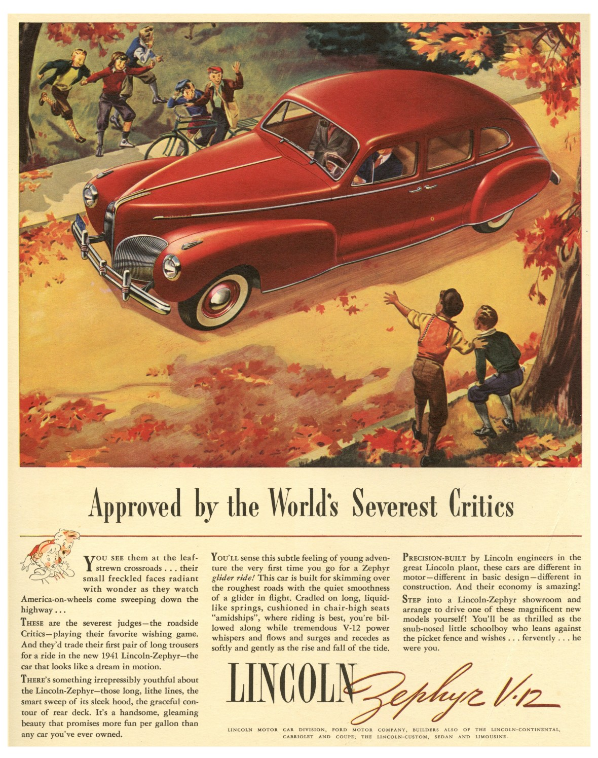 1941 Lincoln-Zephyr