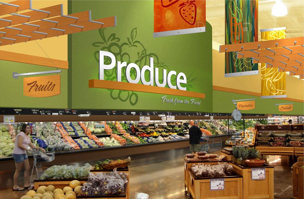 Fresh Market Store Finder
