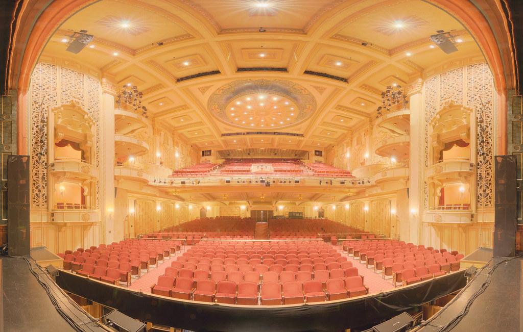 Granada Theatre Seating