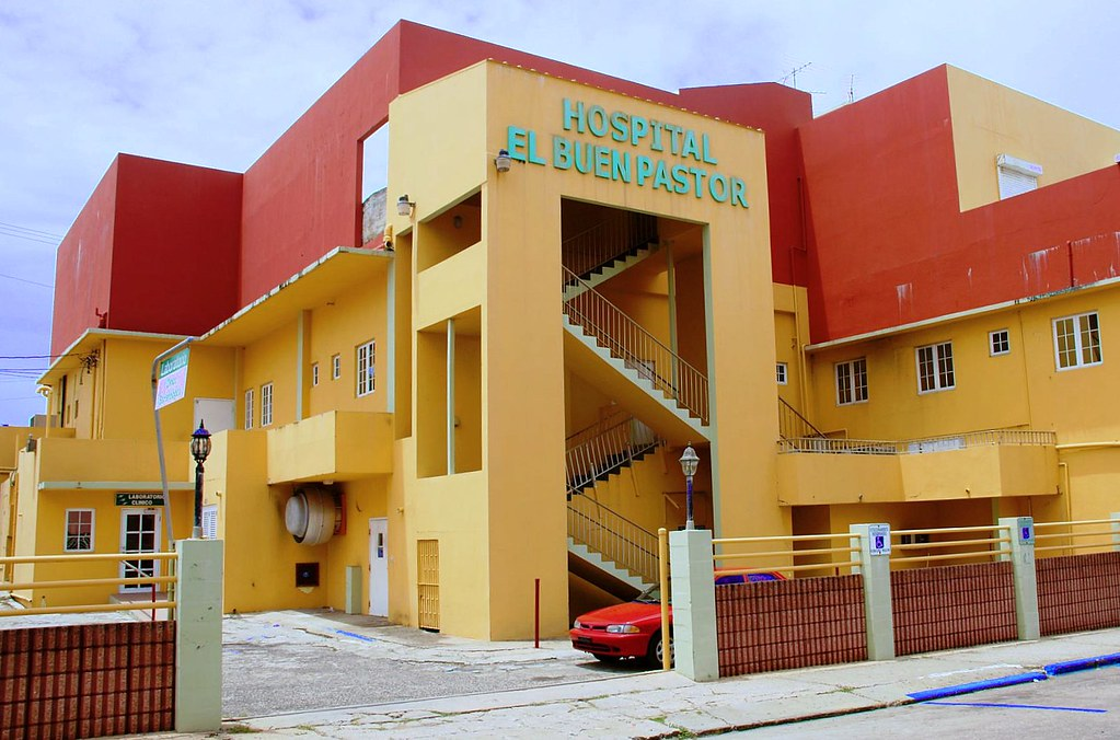 Hospital Puerto Rixco