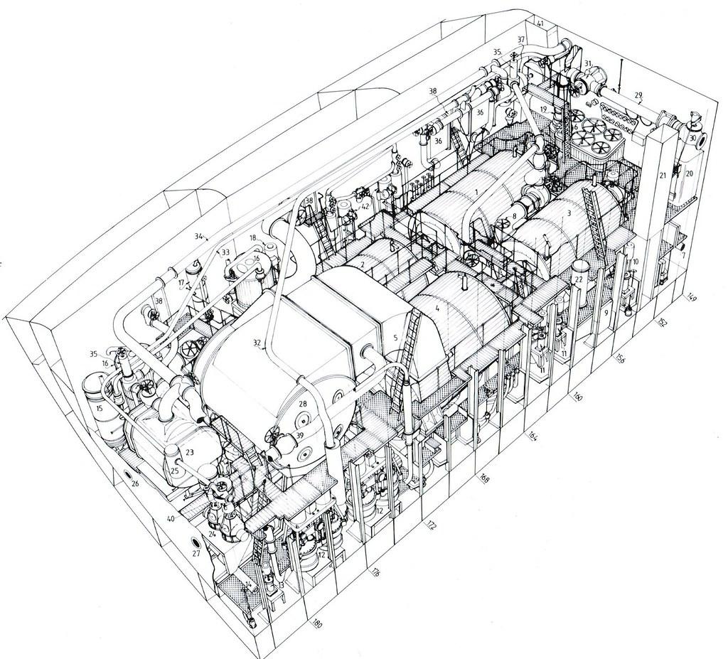 Hms Dreadnought Port Engine Room
