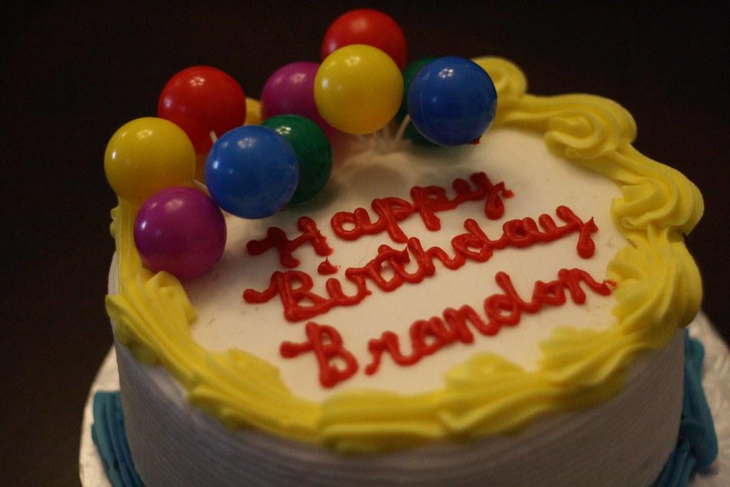 Birthday Cake Happy Birthday Karen