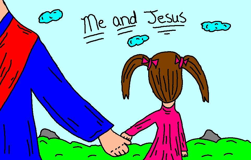 Pictures Jesus Sunday School Clip Art
