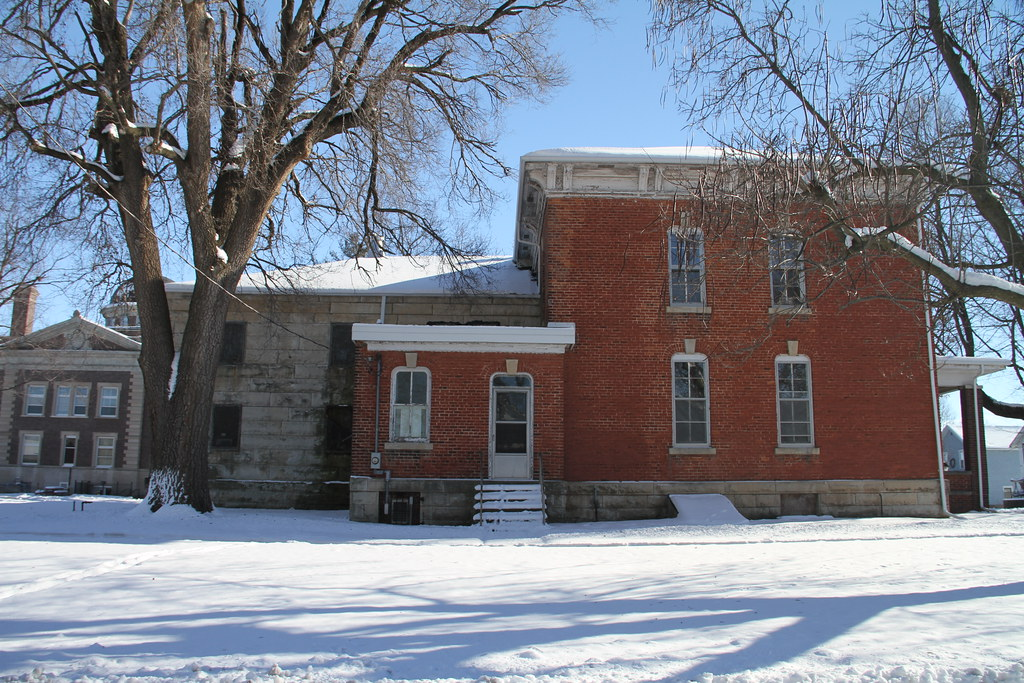 Paxton IL Paxton Illinois Jail Ford County Oldest