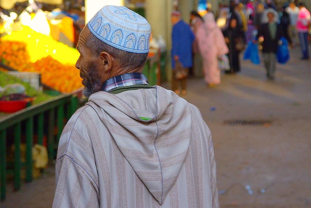 Berber People North Africa