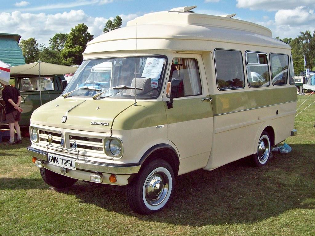 1969 Ford Econoline Van