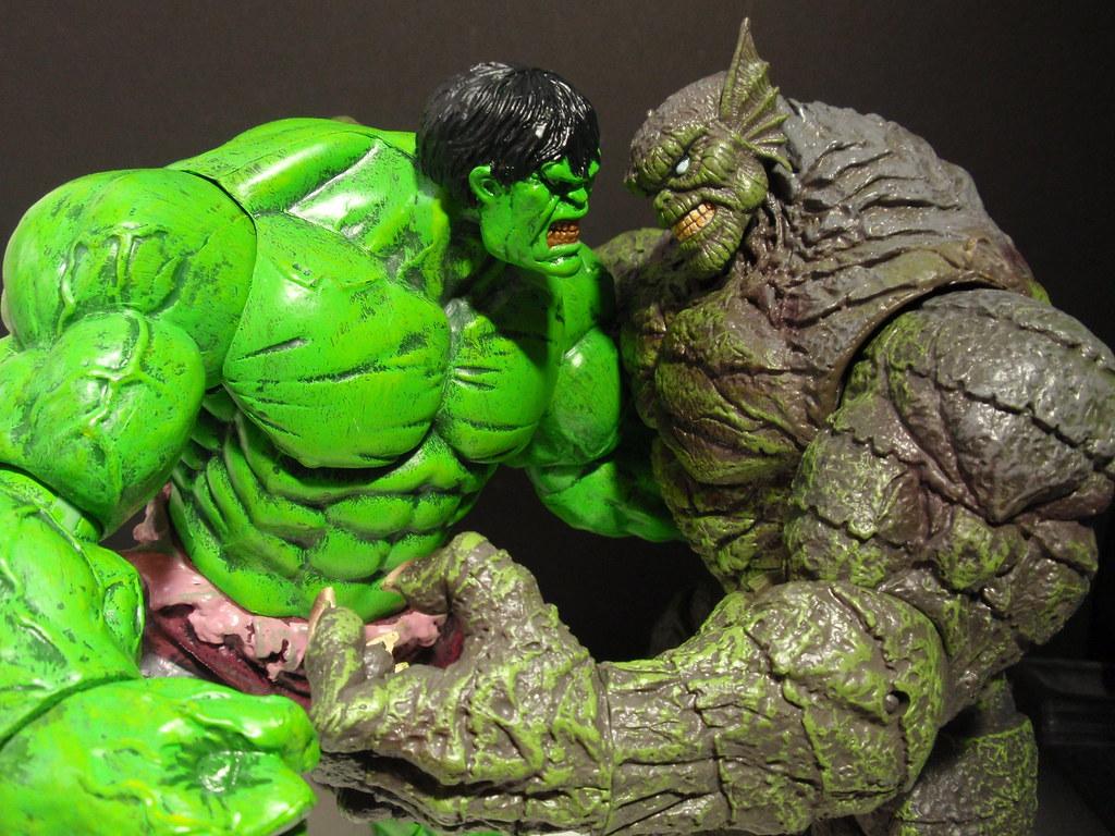 365 Toy Project Three 078365 Hulk Vs Abomination Flickr
