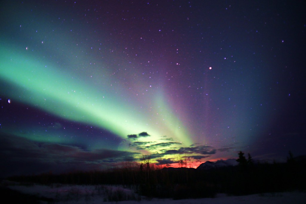 Recent Northern Lights