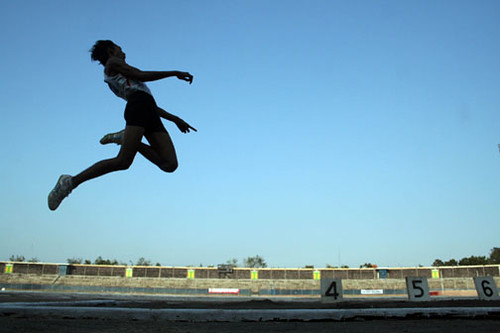 Long Jump | Flickr - Photo Sharing!