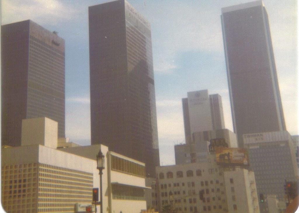 Los Angeles Ca Mid Wilshire
