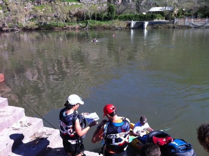 No te bañes en el Río Tajo!!!