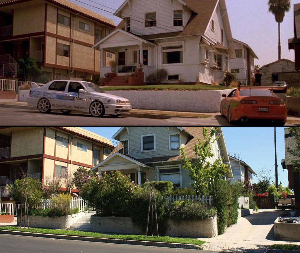 Fast And Furious 7 Locations
