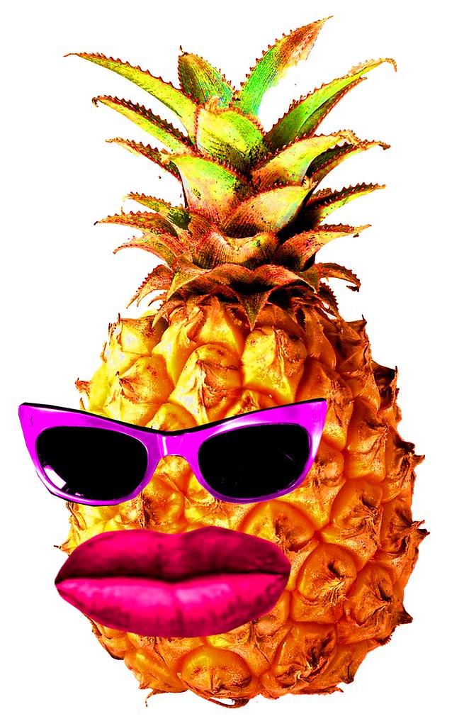 Pineapple Face Sean 196 Aberg Flickr