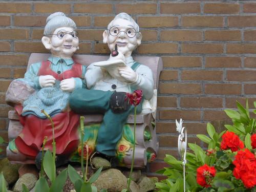 Couple, Schiermonnikoog