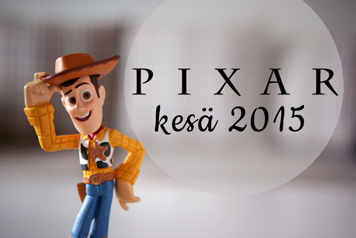 pixar kesä
