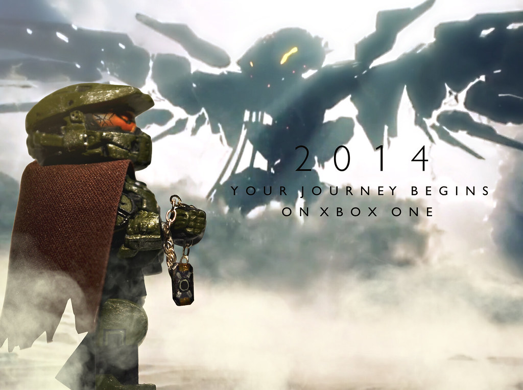 Halo 5 Your Journey Begins On Xbox One With The Announce Flickr