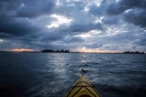 Indian River Sunrise on Thanksgiving-2