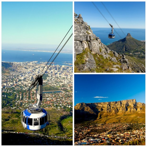 Table Mountain teleferico