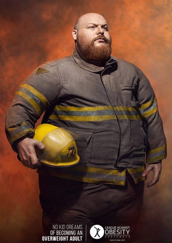 League Against Obesity - Fire Heroes