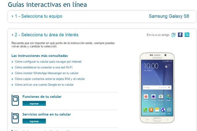 Samsung Galaxy S6 en Telefónica | Movistar