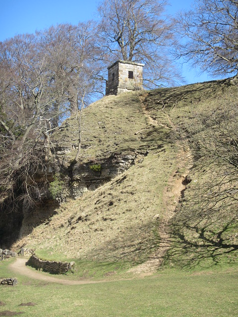 Devils Chimney, Studley Royal