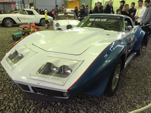 Chevrolet Corvette Stingray C3 coupe (1968-1982)
