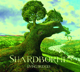Shardborne - Living Bridges - album cover art