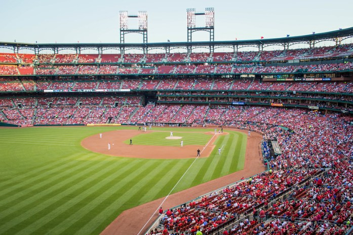 Cardinals Game St. Louis