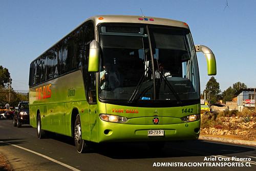 Tur Bus - Algarrobo - Marcopolo Andare Class / Mercedes Benz (XD7351)