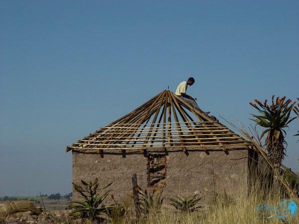 Südafrika Eshowe Zulu