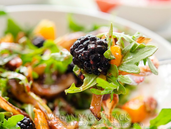 Fruity Roasted Fennel Salad