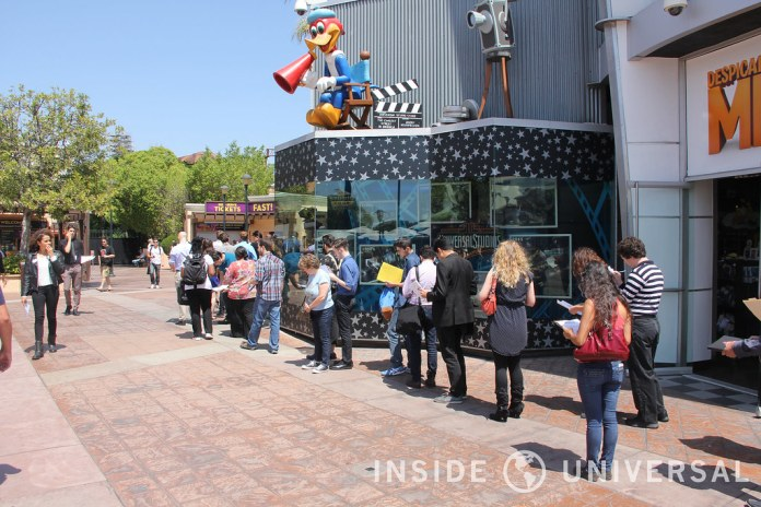 What it takes to be a Studio Tour Guide: The Interview