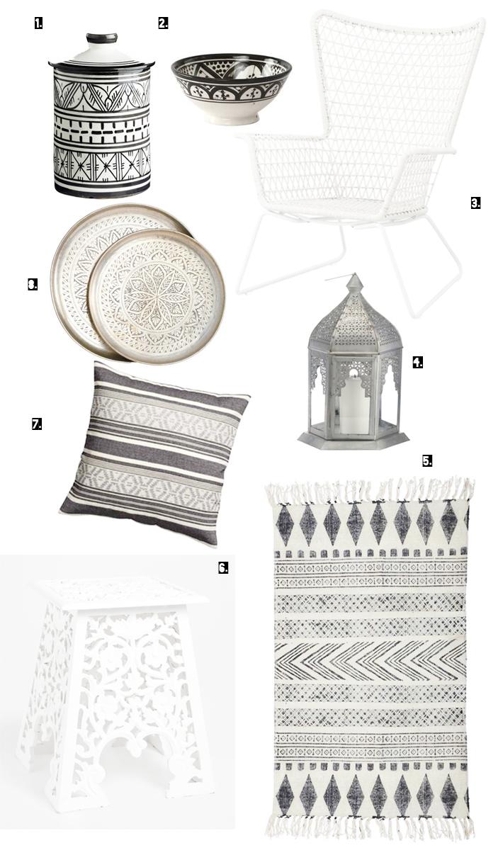 styl marokański