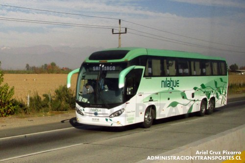 Nilahue - Rancagua - Mascarello Roma 370 / Mercedes Benz (FXVT65)