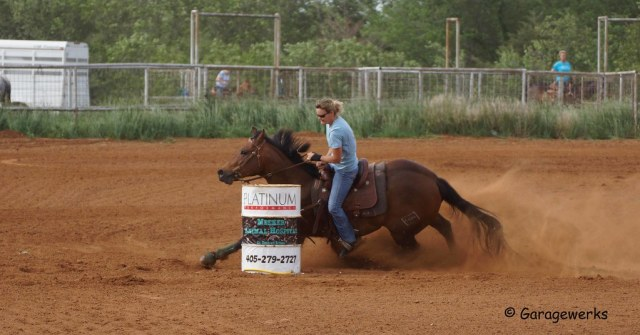 Meeker Memorial Day Barrel Race