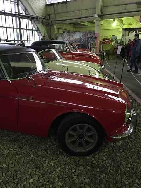 Datsun Fairlady SP310, 1964