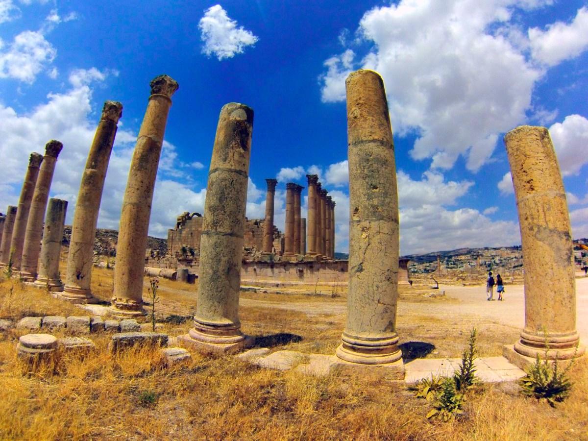Jerash, la Roma de Jordania / Jordan - Jerash / Gerasa jerash, la roma de jordania - 30586043785 30ee3d57bb o - Jerash, la Roma de Jordania