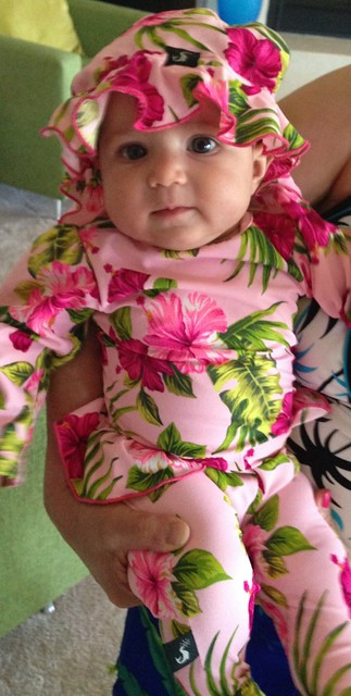 Tips For Protecting Your Baby From the Sun