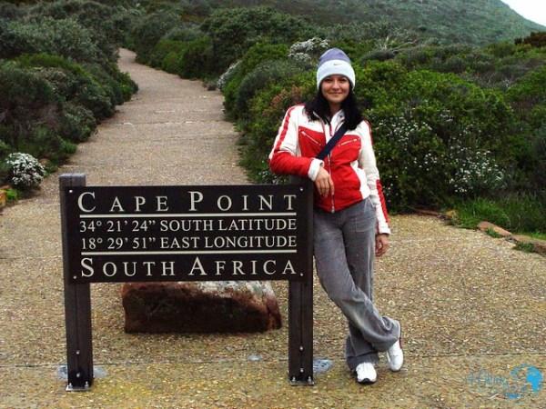 Südafrika Kap der Guten Hoffnung