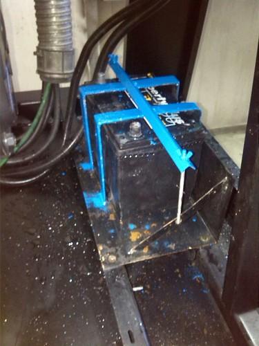 Ahora las baterías, los aires acondicionados tienen una mayor seguridad.